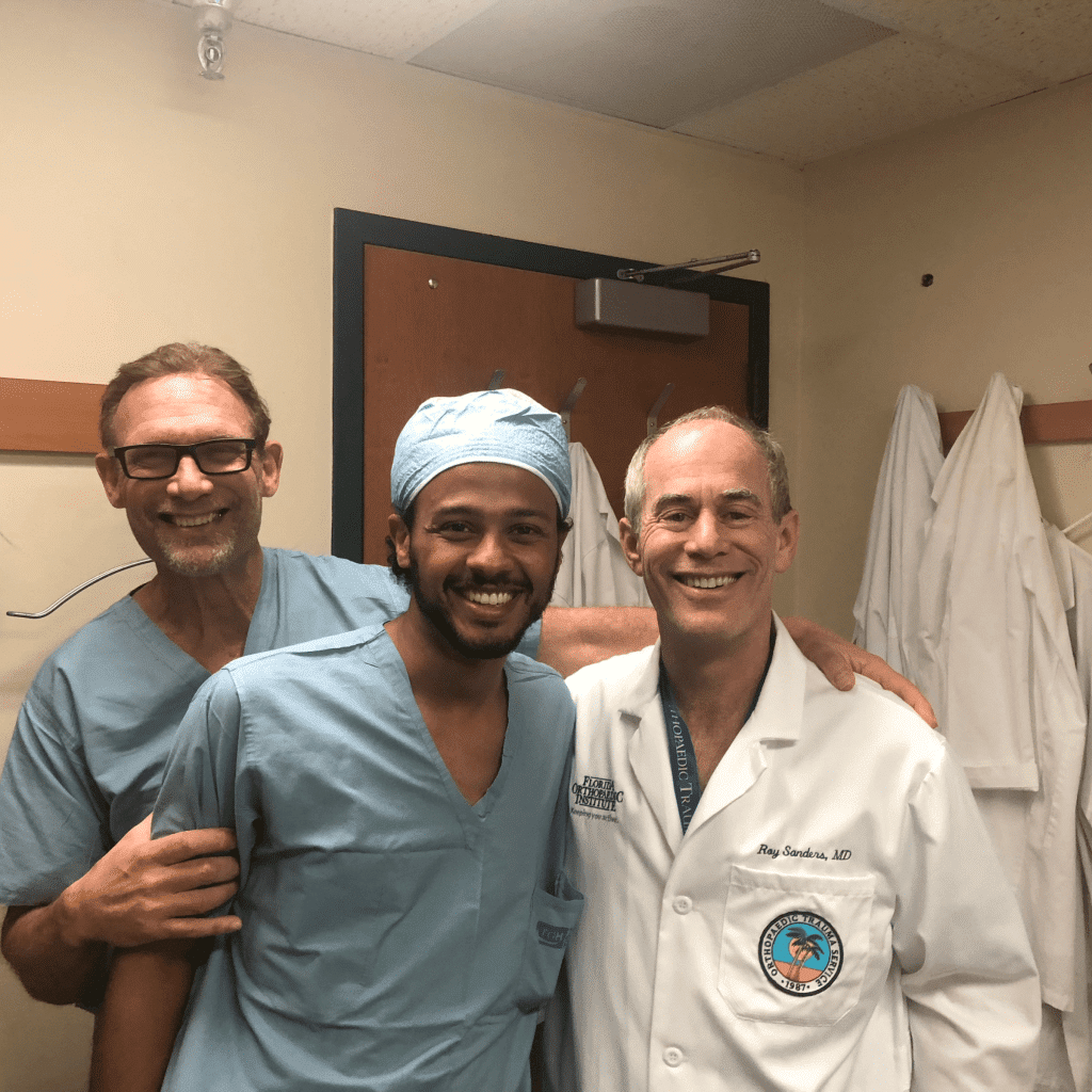 dr.taha-with-Dr.-Mark-Frankle-Dr.-Ray-Sanders